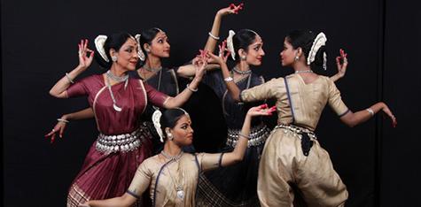 Vistaar, Choreography: Madhavi Mugdal; Music: Madhup Mugdal
