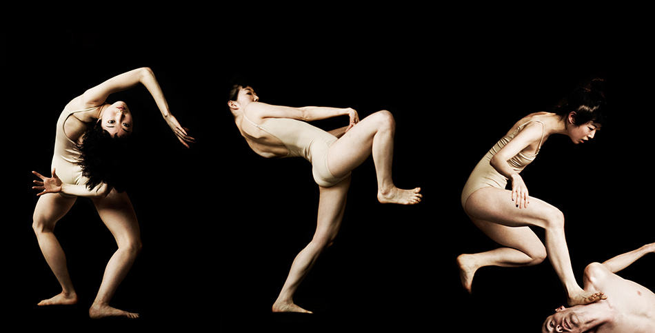 Gallim Dance, Sit Kneel Stand, Choreography: Andrea Miller, Music: Jerome Begin and Christopher Lancaster